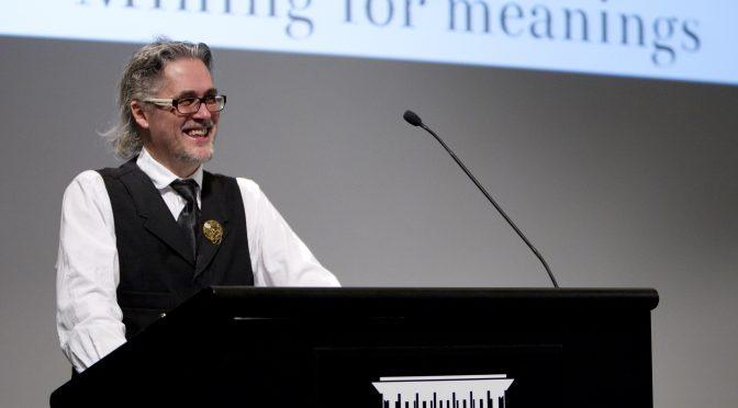 Speaker: Tim Sherratt