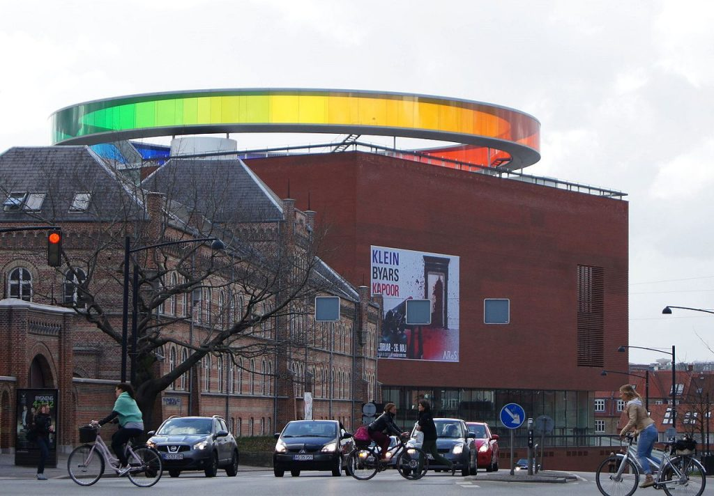 ARoS Art Museum, CC BY-SA Jens Cederskjold - Wikimedia Commons